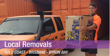 Local Removals Gold Coast Removals