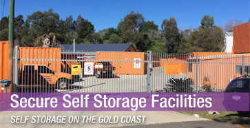 Self Storage Gold Coast